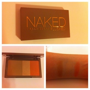 NAKED Flushed Palette in Streak : Review +Swatches