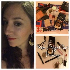 MOMMY Monday : Mom's Night OutMakeup