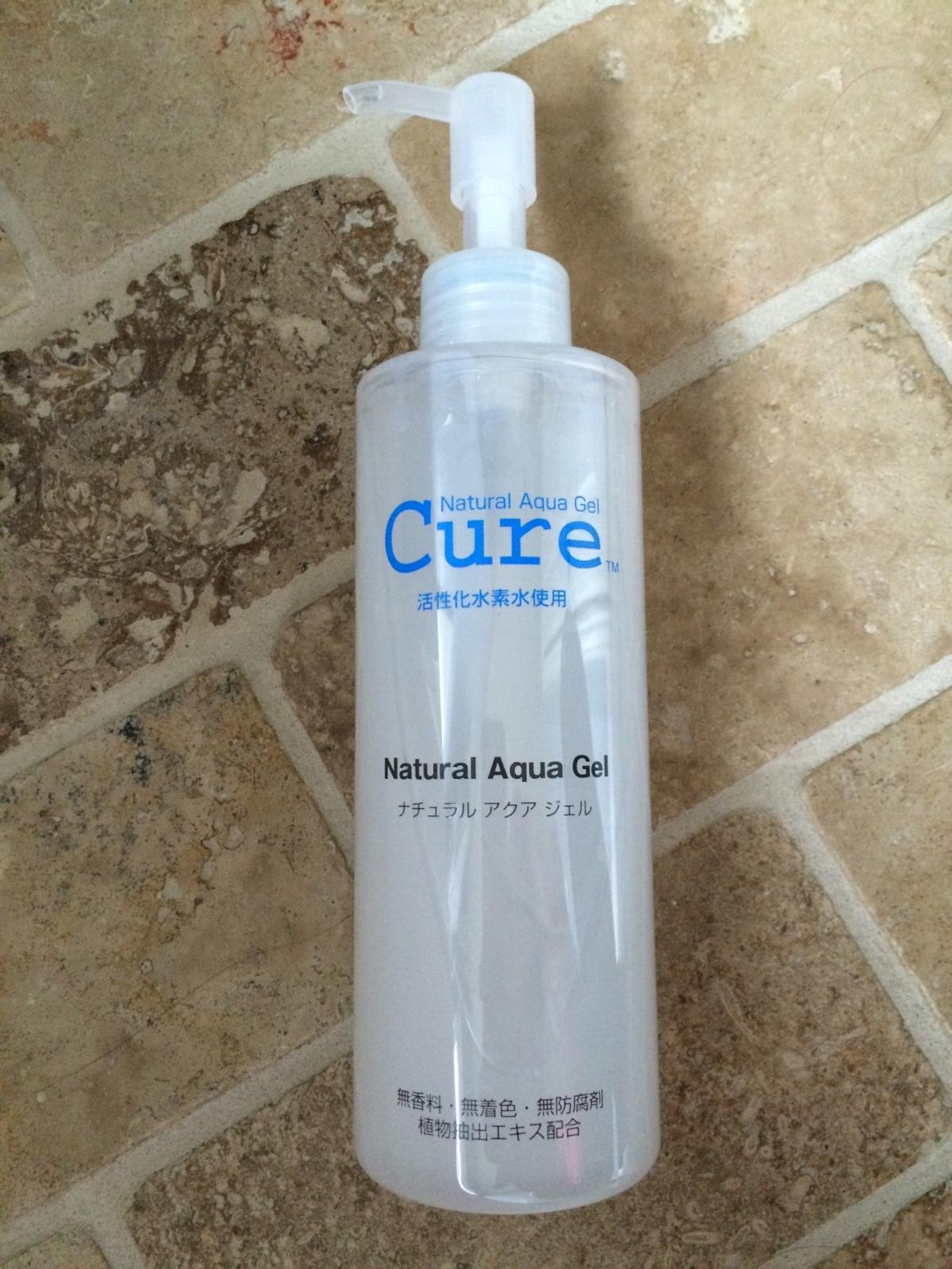 Cure Natural Aqua GelReview