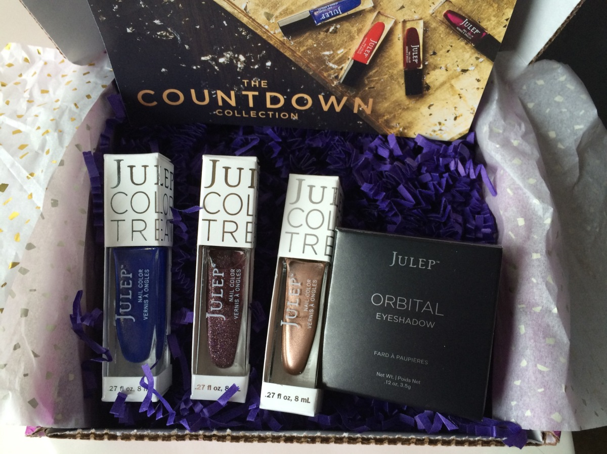 Julep Maven December 2014