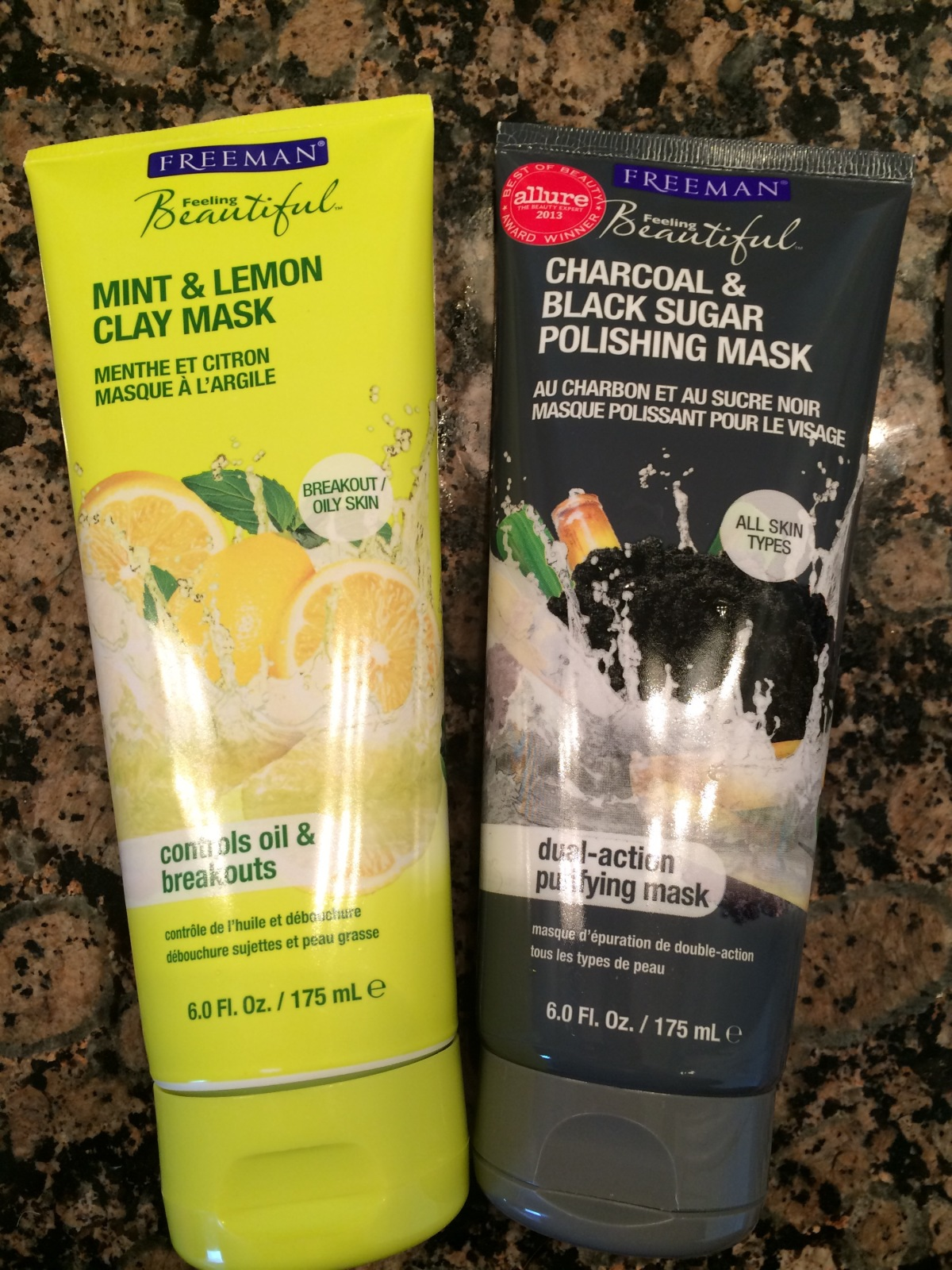 2 Mask Review :  Freeman Drugstore Masks