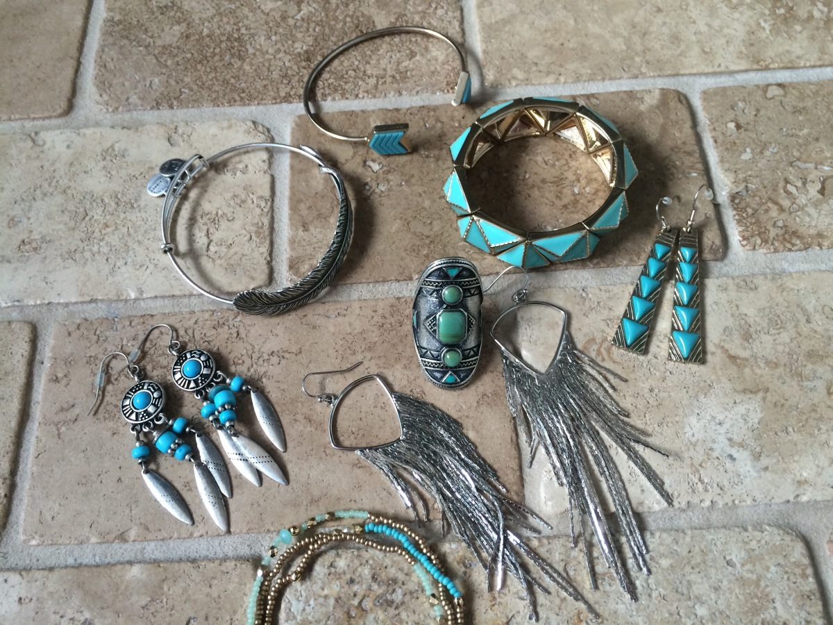 Jewelry Trend I'm Loving : Southwestern Inspired