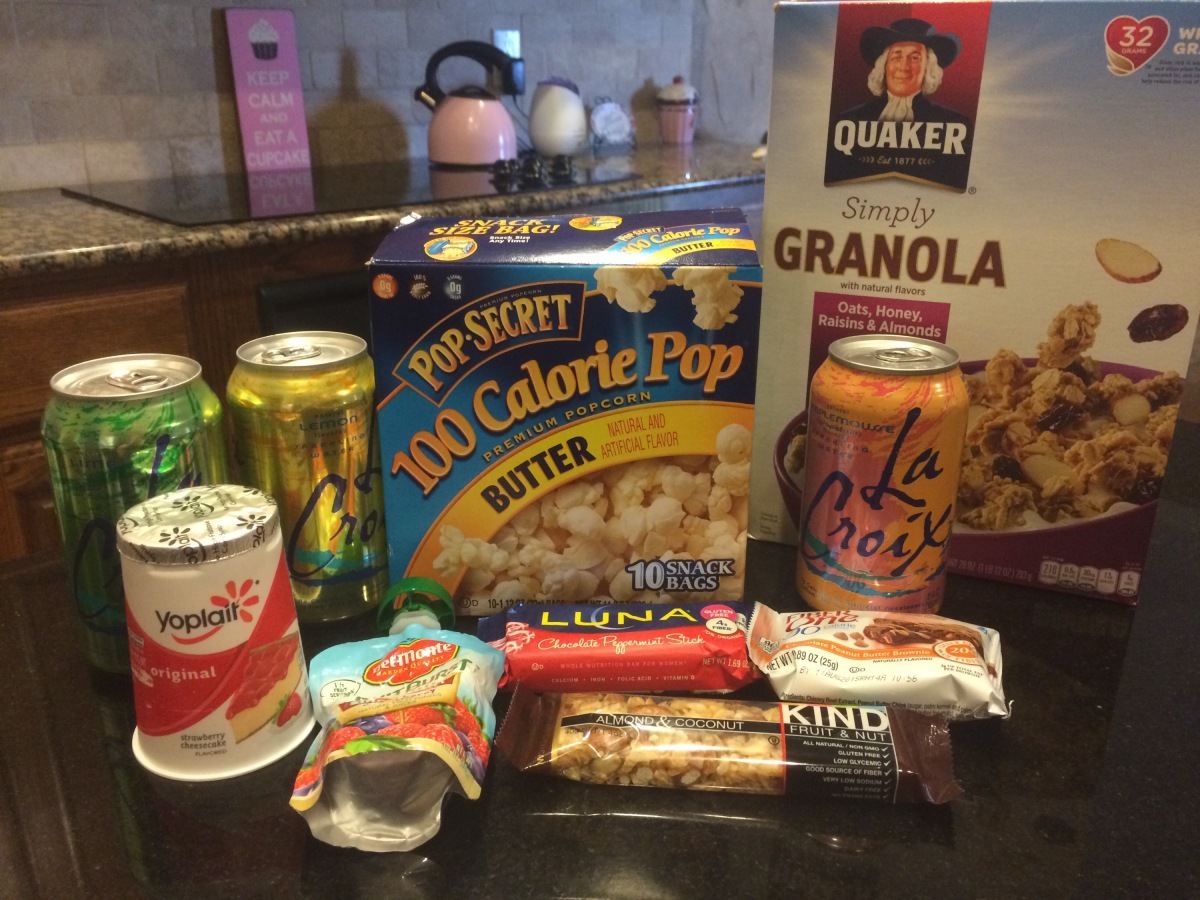 "My Favorite ""Healthy"" Night Snacks"