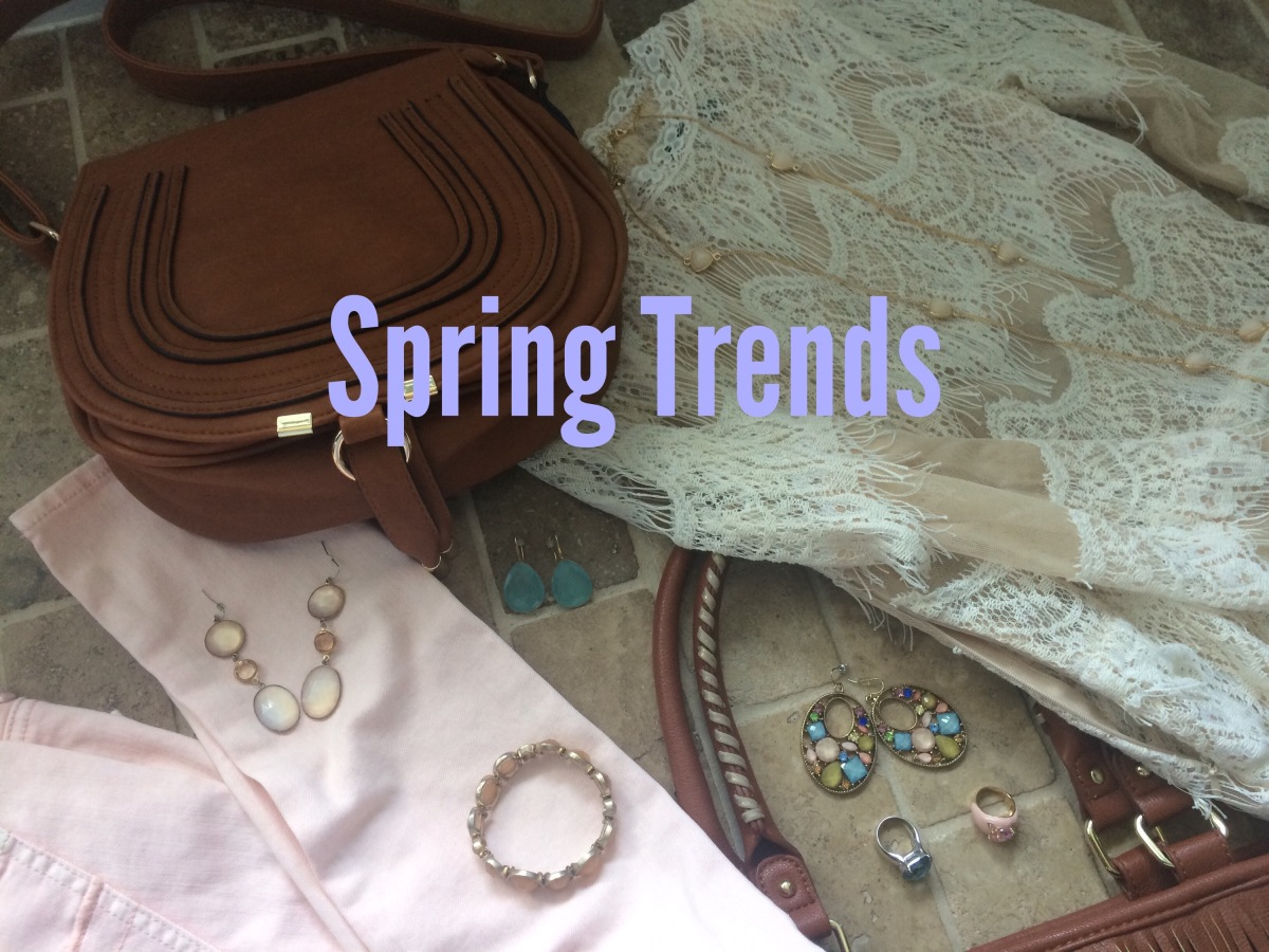 5 Spring Fashion Trends toTry