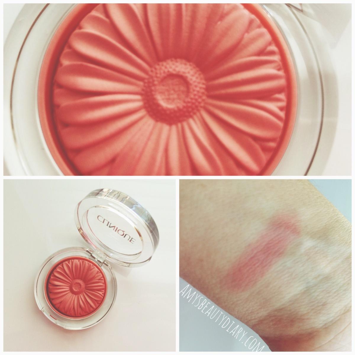 A Natural Flush : Clinique's Rosy PopBlush