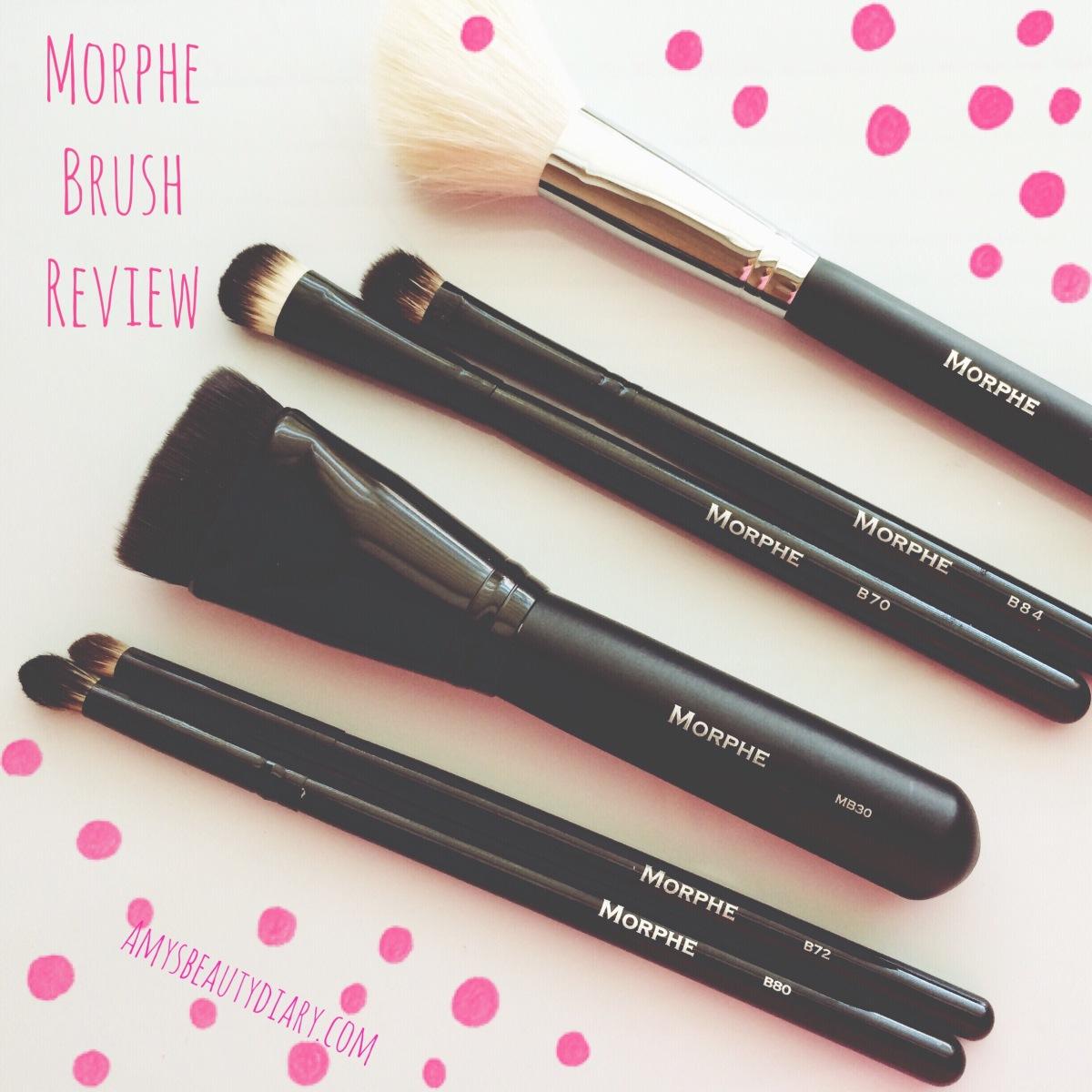 Morphe Brush Review