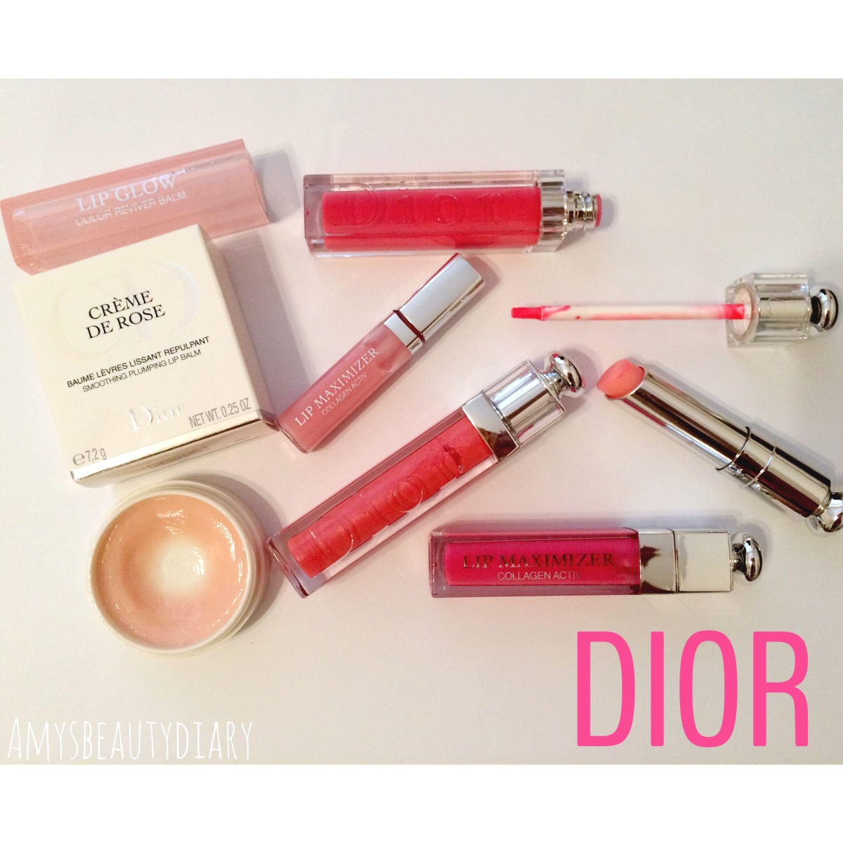DIOR does Lips