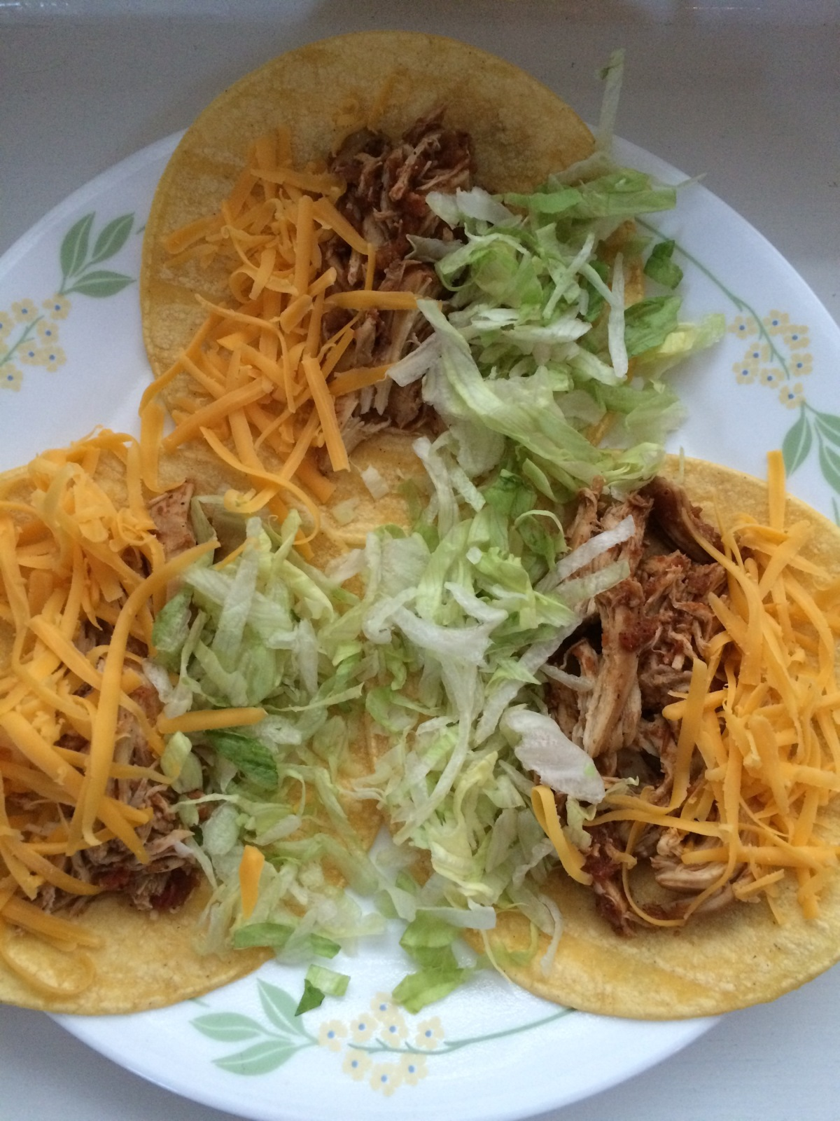 EAT | Crockpot Chicken Tacos