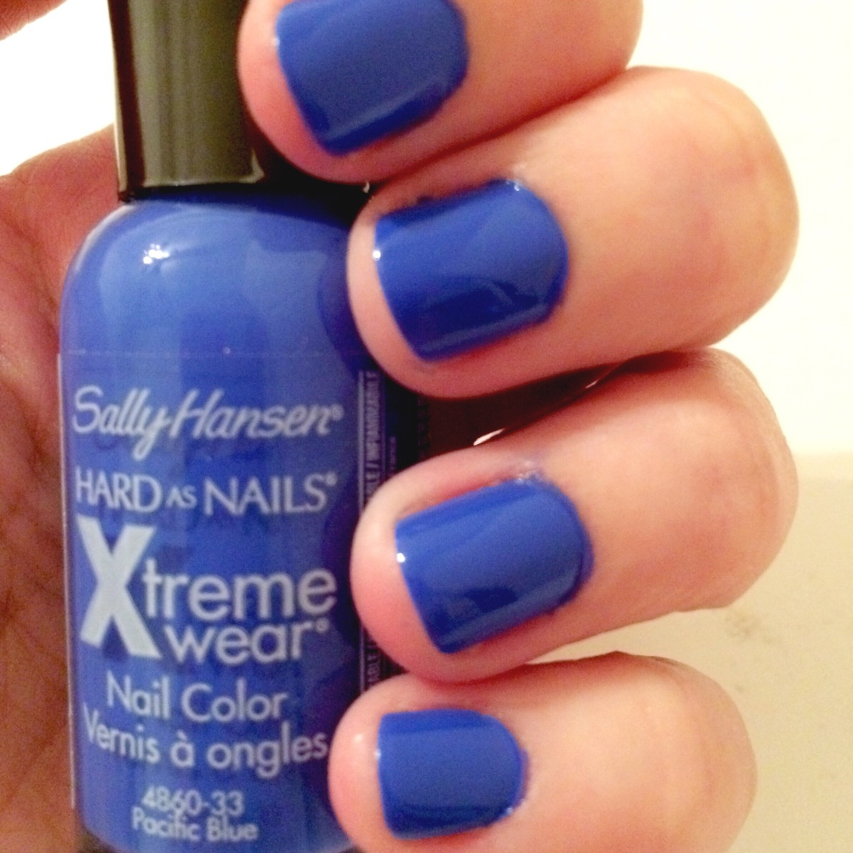 The One and Only – Sally Hansen PacificBlue