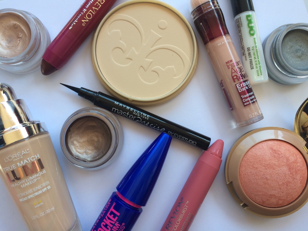 MUST HAVE Makeup From theDrugstore