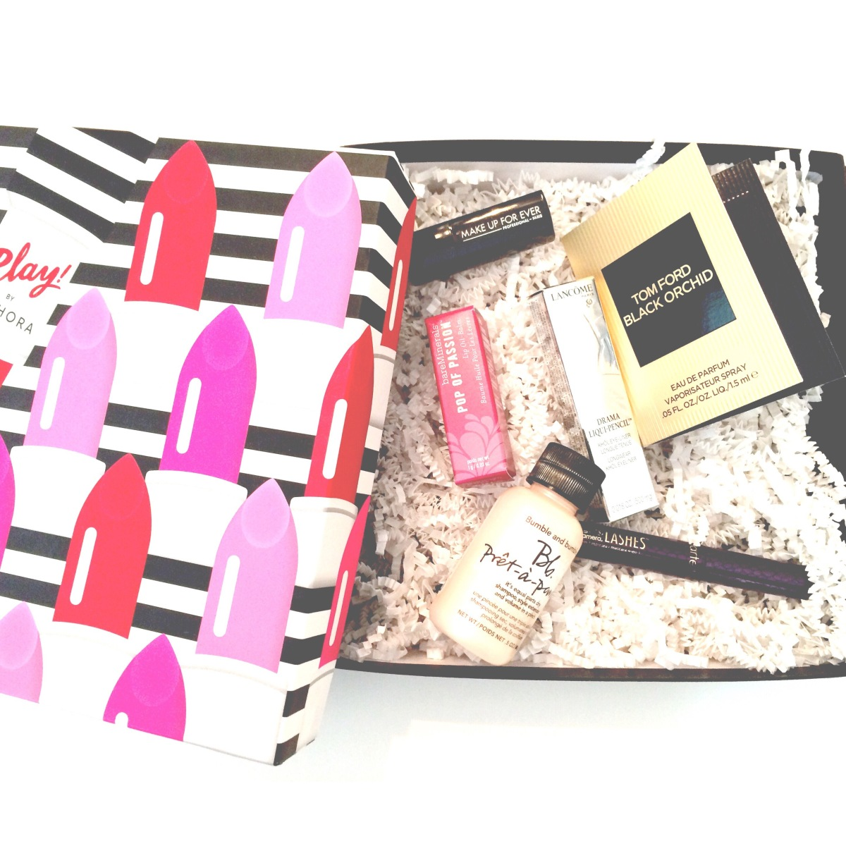 PLAY! By Sephora | February 2016