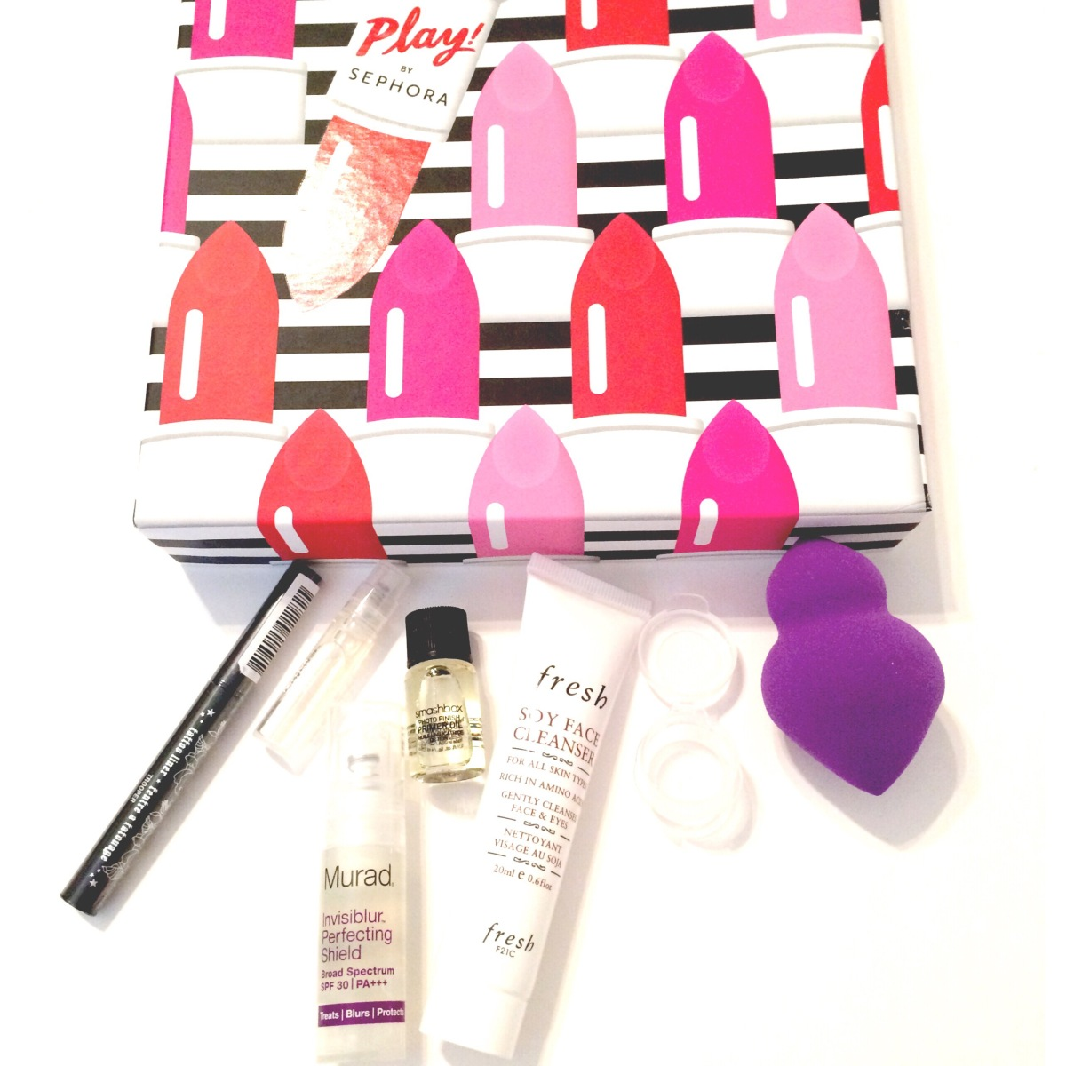 Play! By Sephora | March 2016
