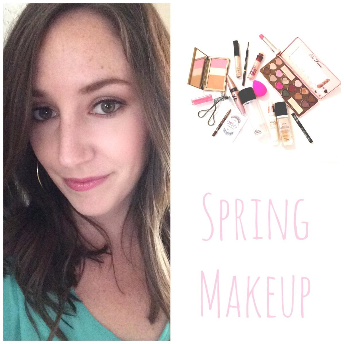 Spring Makeup | Too Faced Chocolate Bon Bons