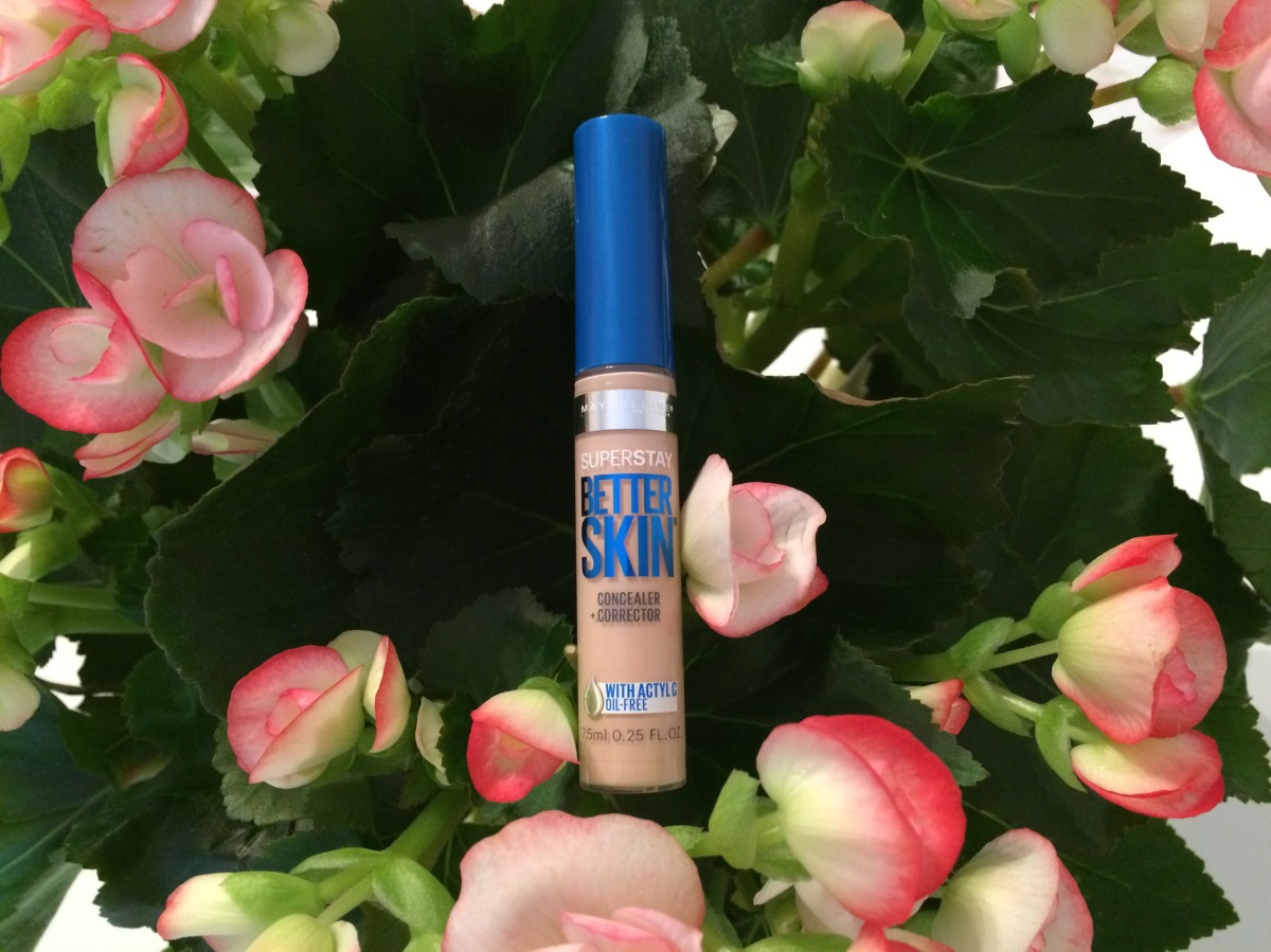 NEW | Maybelline Superstay Better Skin ConcealerREVIEW