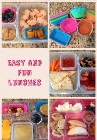 EAT | Back To School – Fun and Easy LunchIdeas!