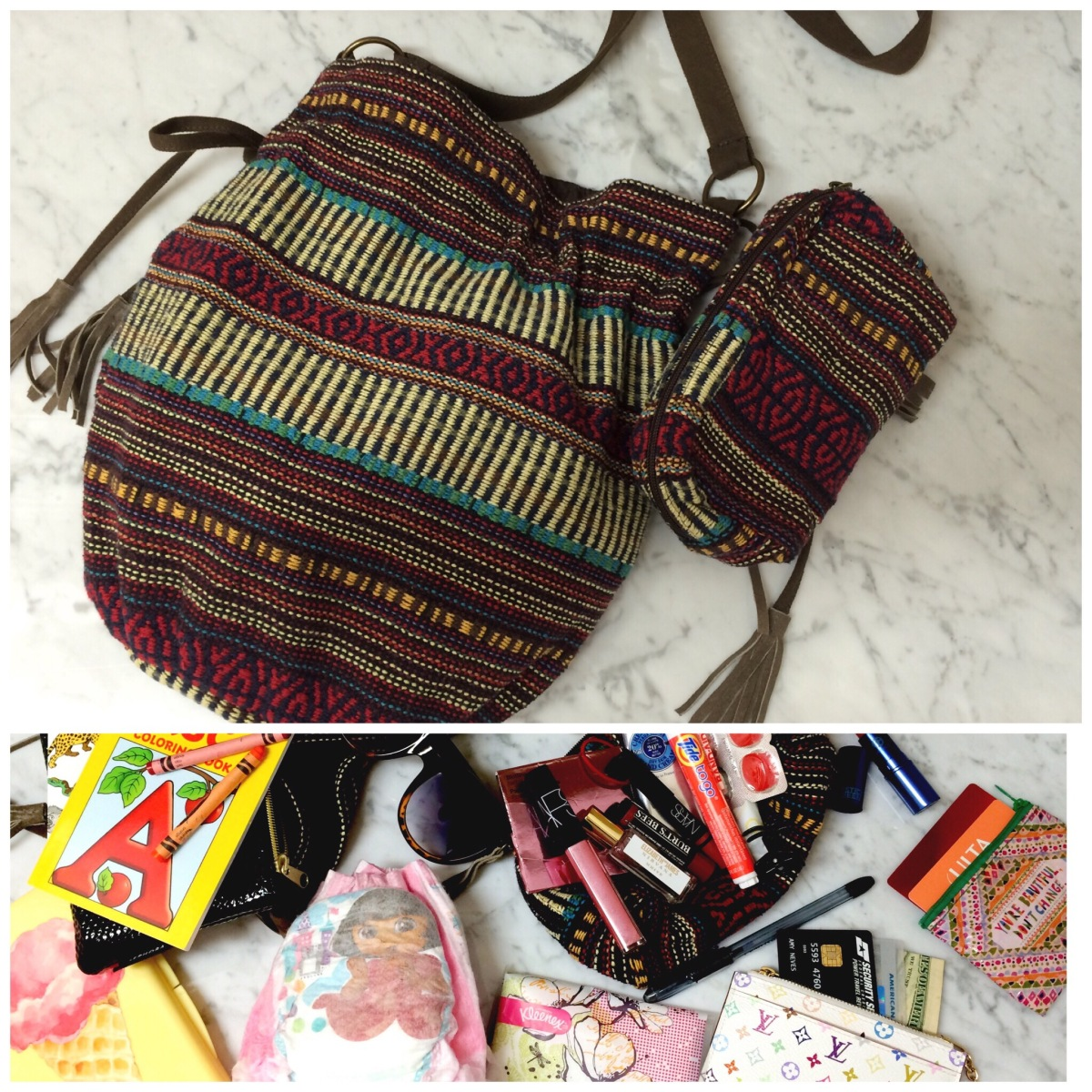 New Fall Bag (Under $30!) | What's In MyPurse