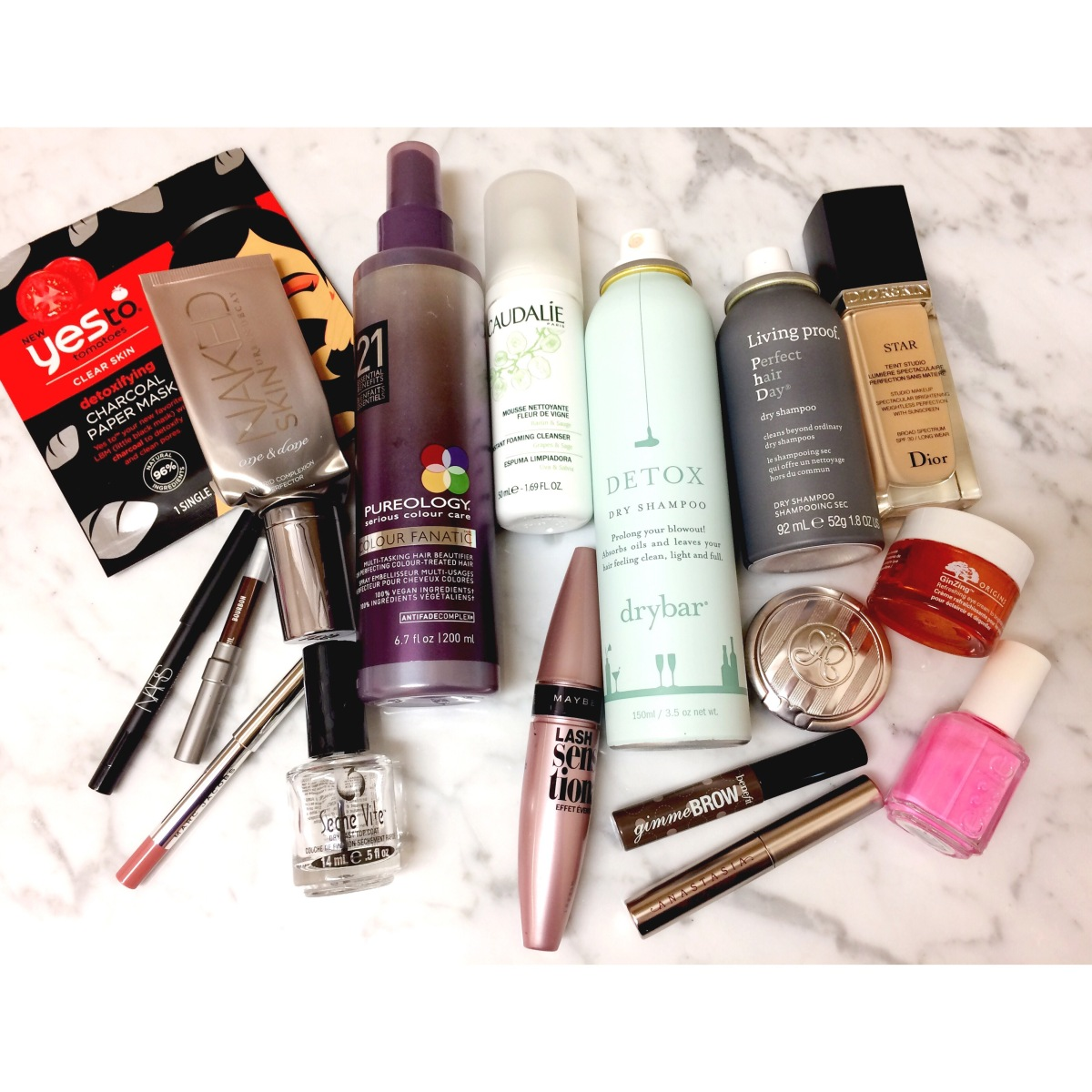 Empties | Makeup, Haircare, Skincare