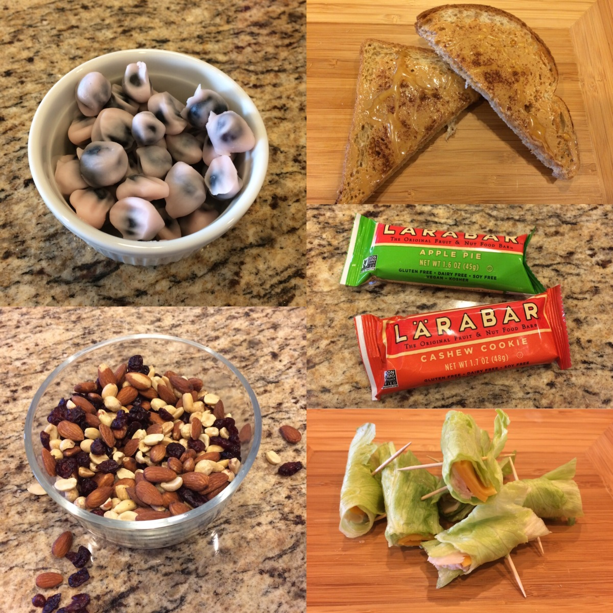 EAT | More Healthy Snacks