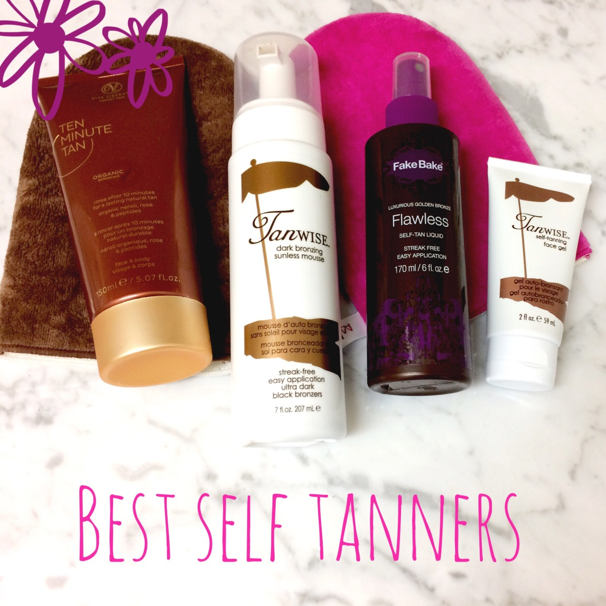 BEST Self Tanners   Tips for a PerfectTan