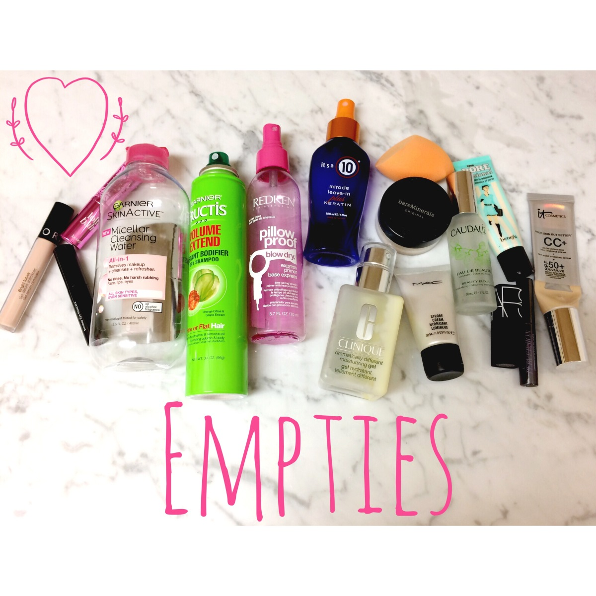 Quarterly Empties | NO BUY Update