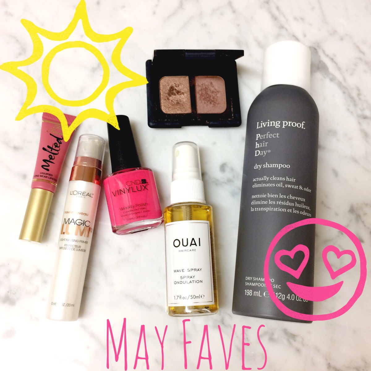 MAY FAVES