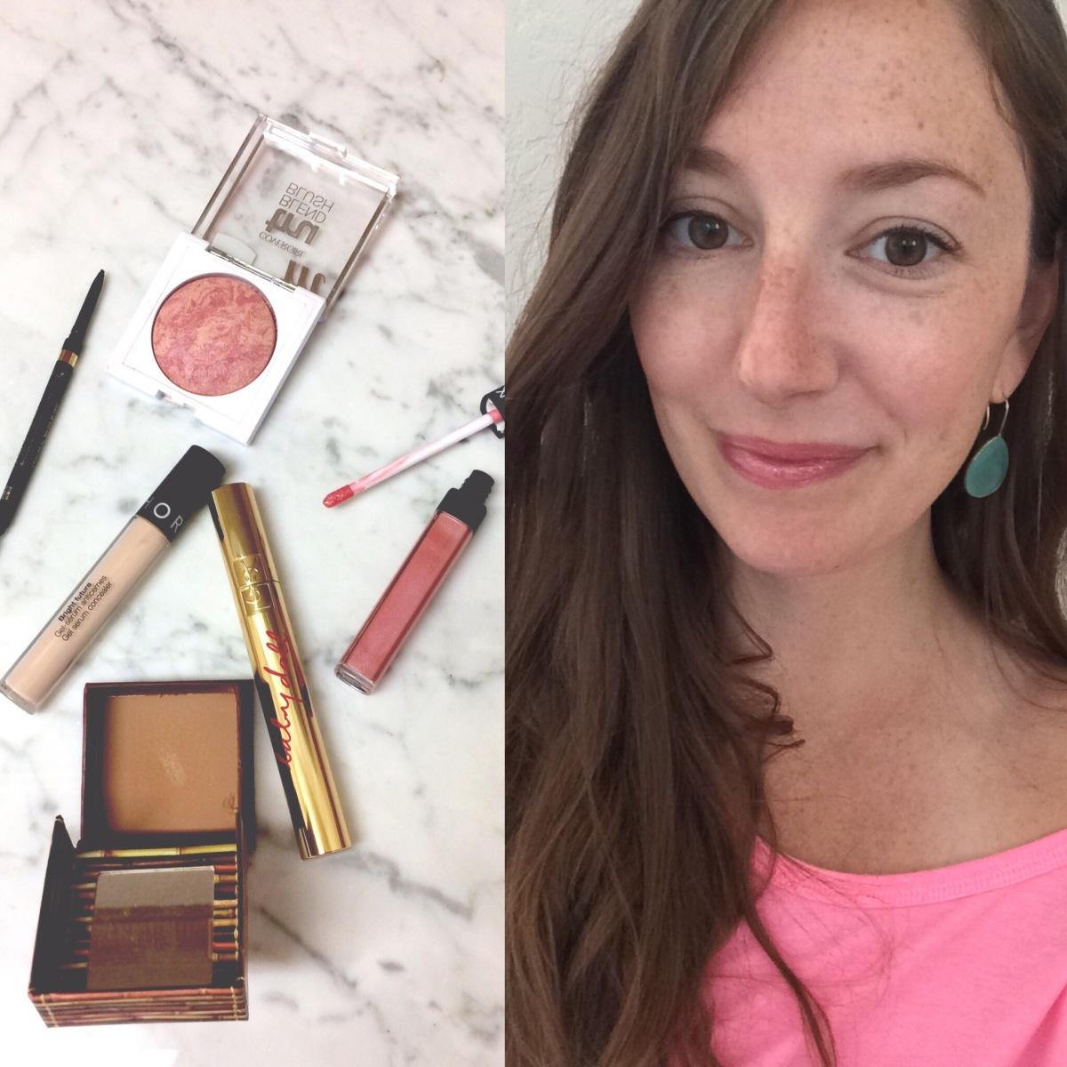 5 Minute Summer Makeup| NoFoundation