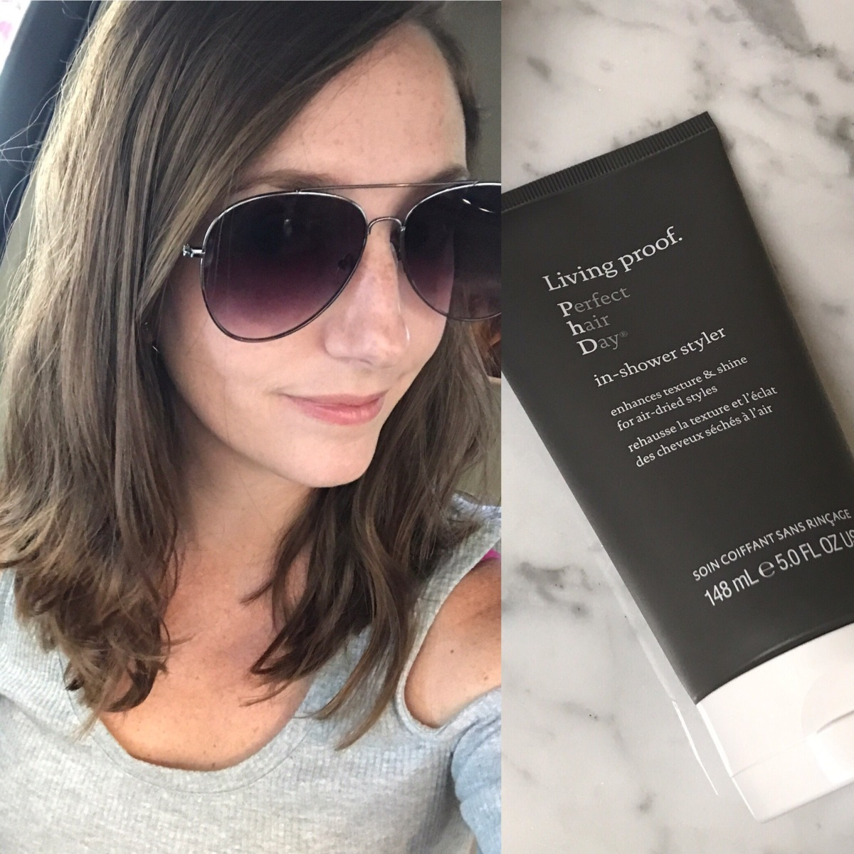 Style Your Hair In The Shower? NEW From LIVINGPROOF