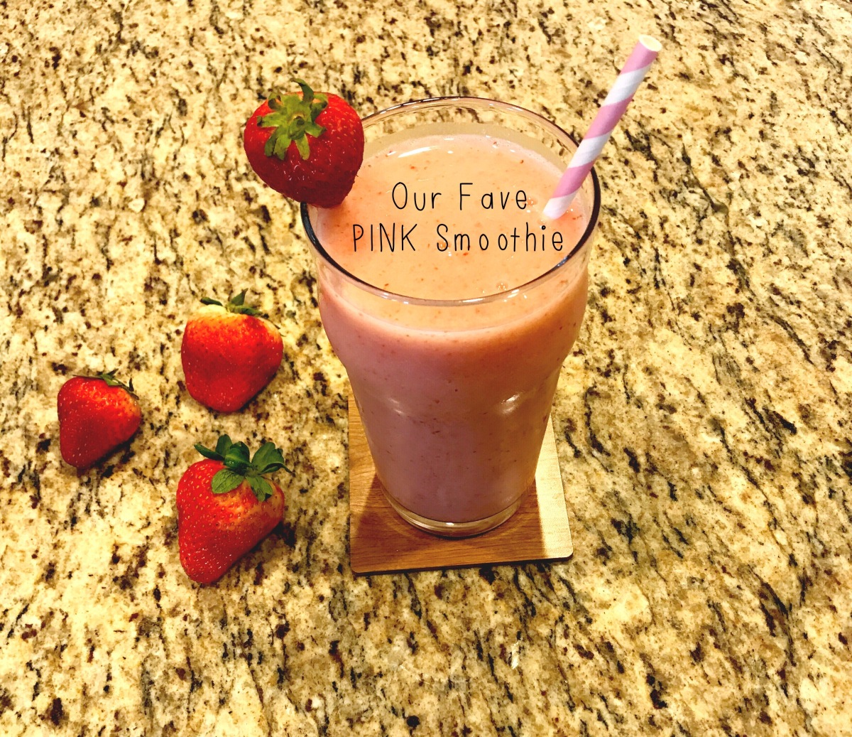 EAT | Our Favorite PINK Smoothie