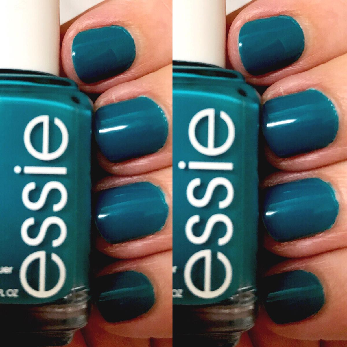 On My Nails | Essie GardenVariety