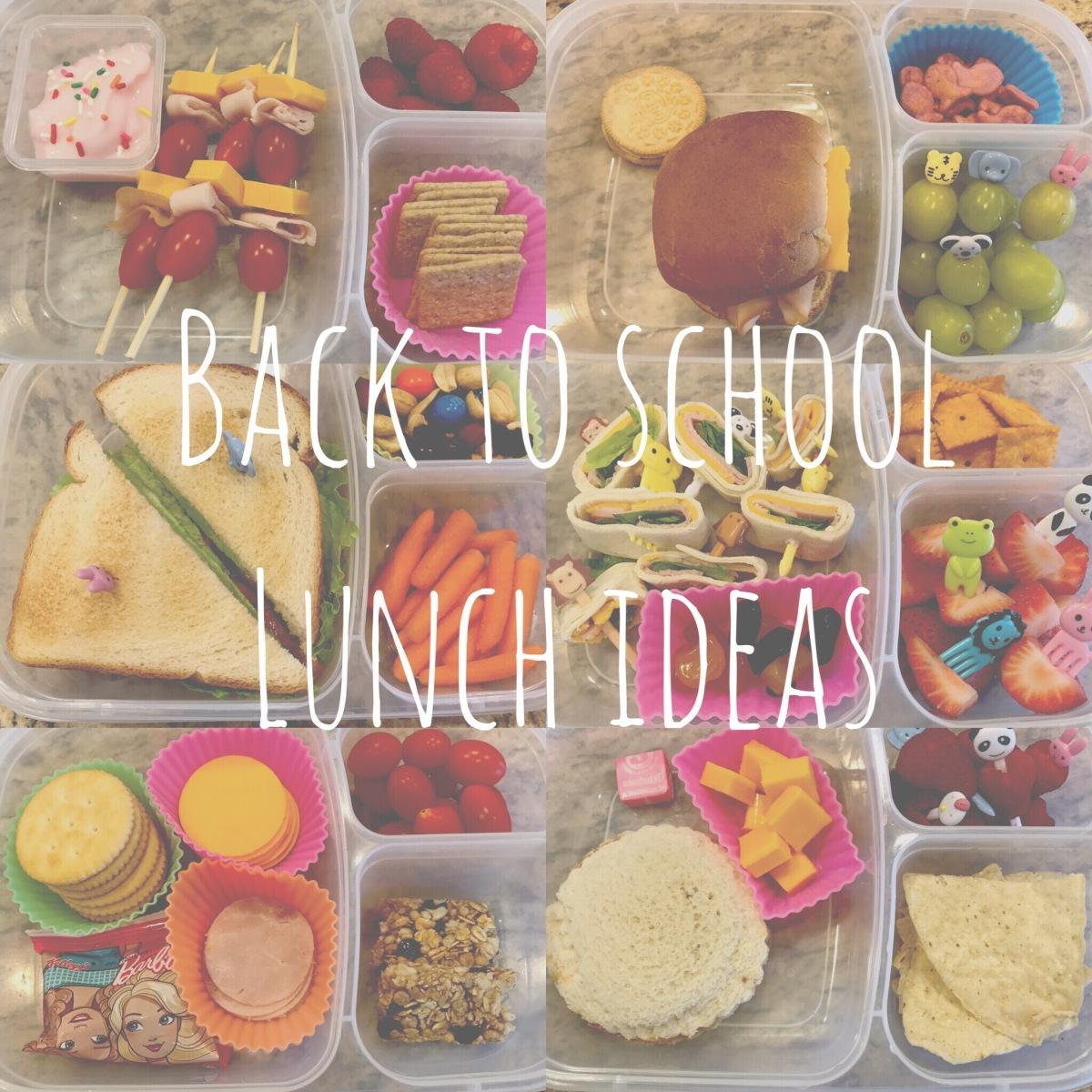 EAT | Back to School LunchIdeas