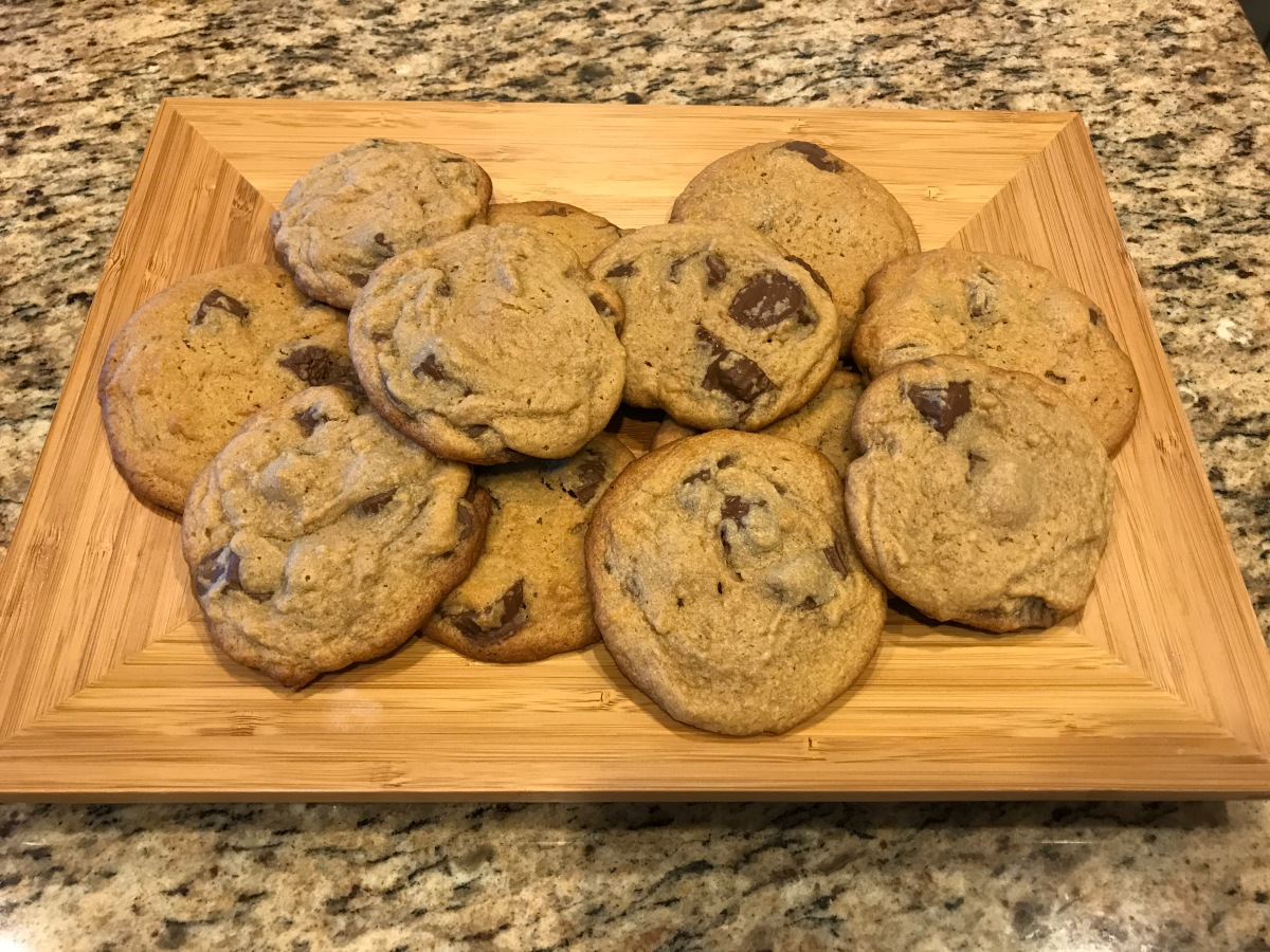 EAT | Peanut Butter Cup Cookies