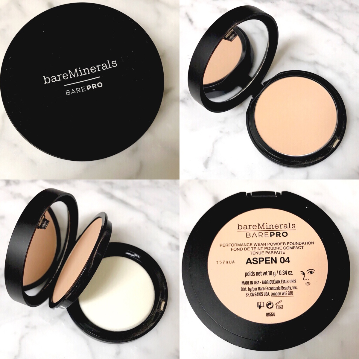 REVIEW | Bare Minerals BAREPRO Foundation – Everyday Makeup