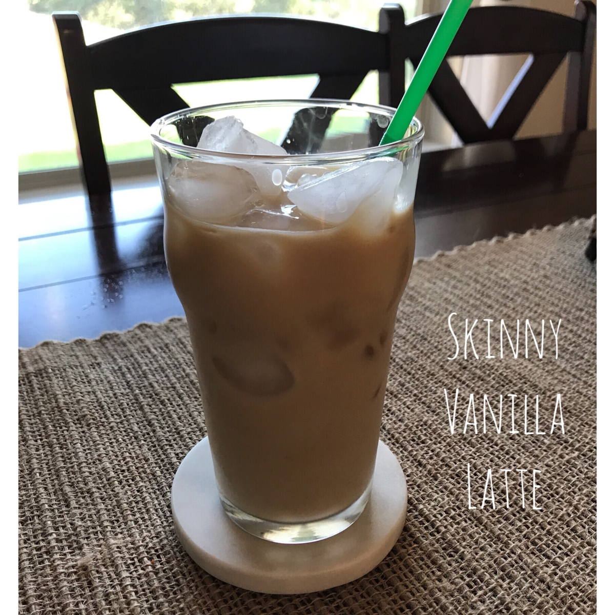 EAT | 5 Cal Skinny Vanilla Latte (Just like Starbucks!)