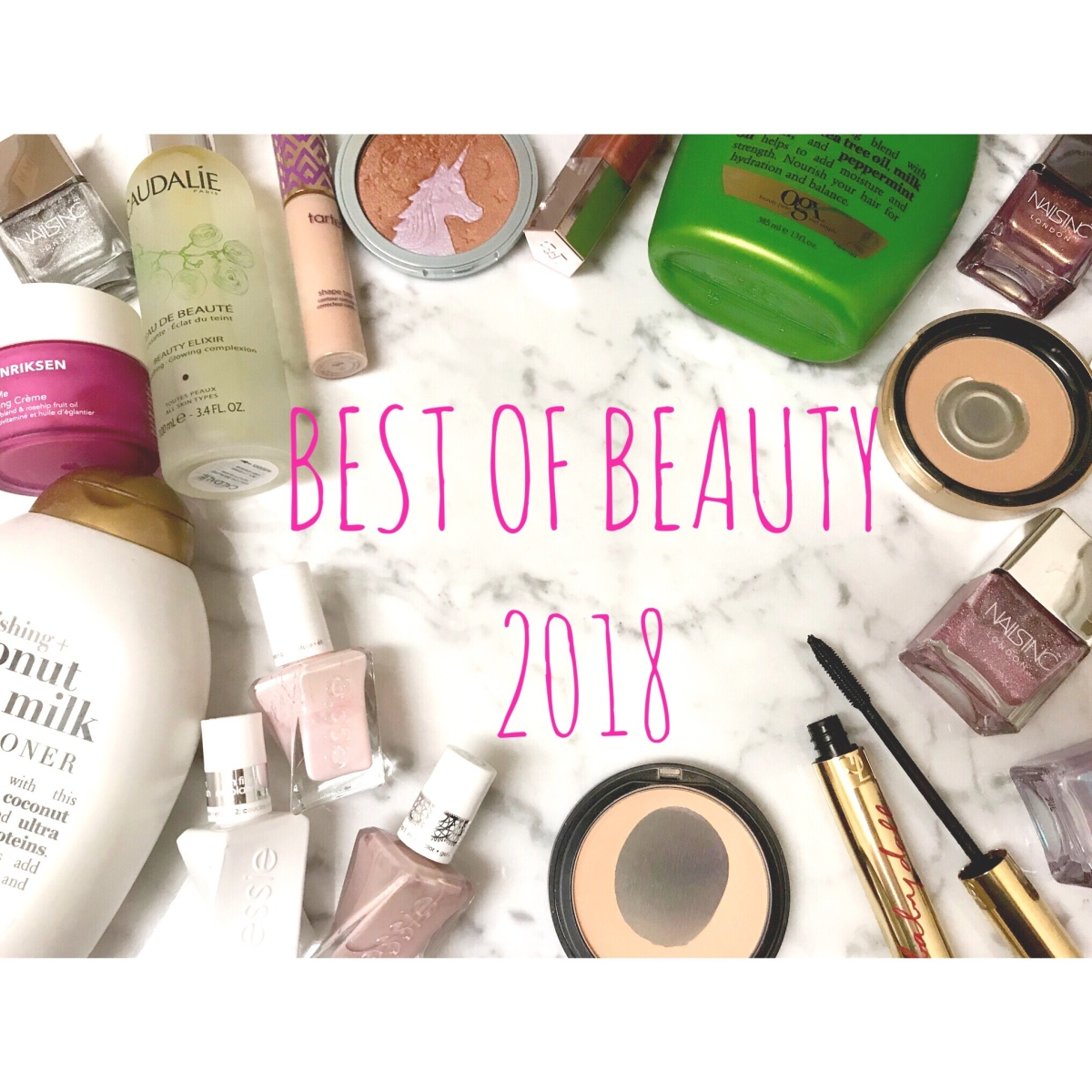 BEST OF BEAUTY | 2018