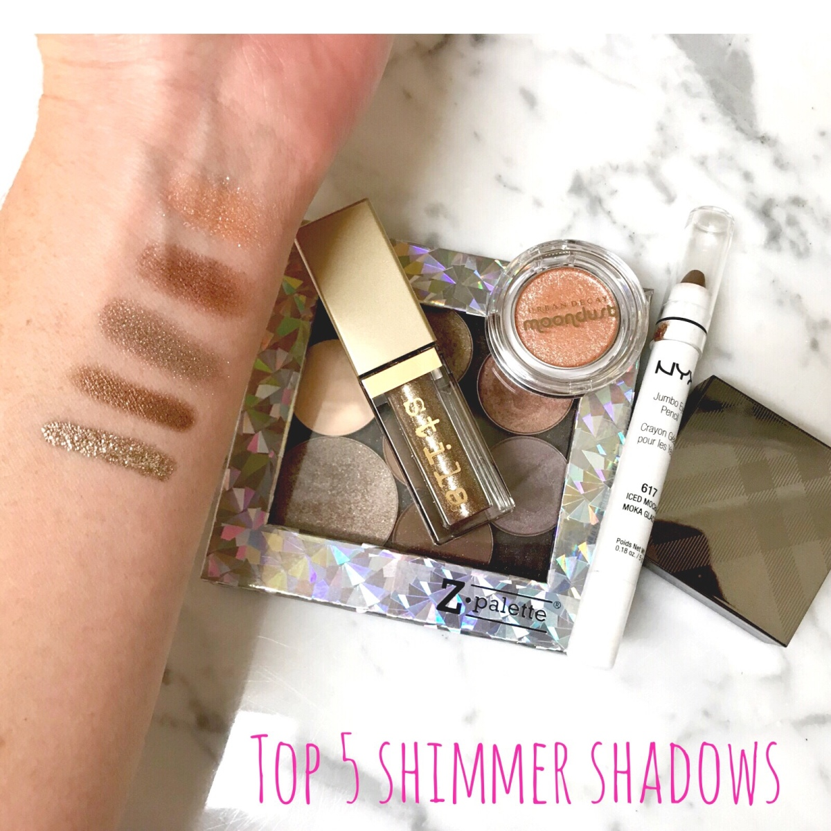 Top 5 | Shimmer Shadows