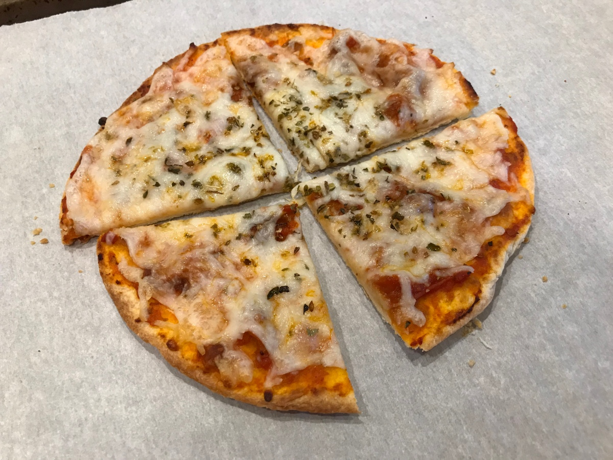 EAT | Lunch For One – TortillaPizza
