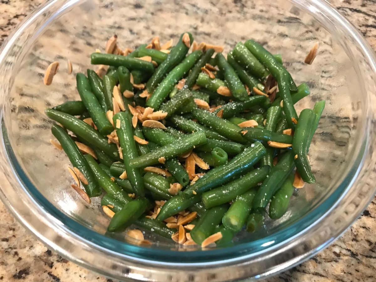 EAT | Allie's Favorite Green Beans