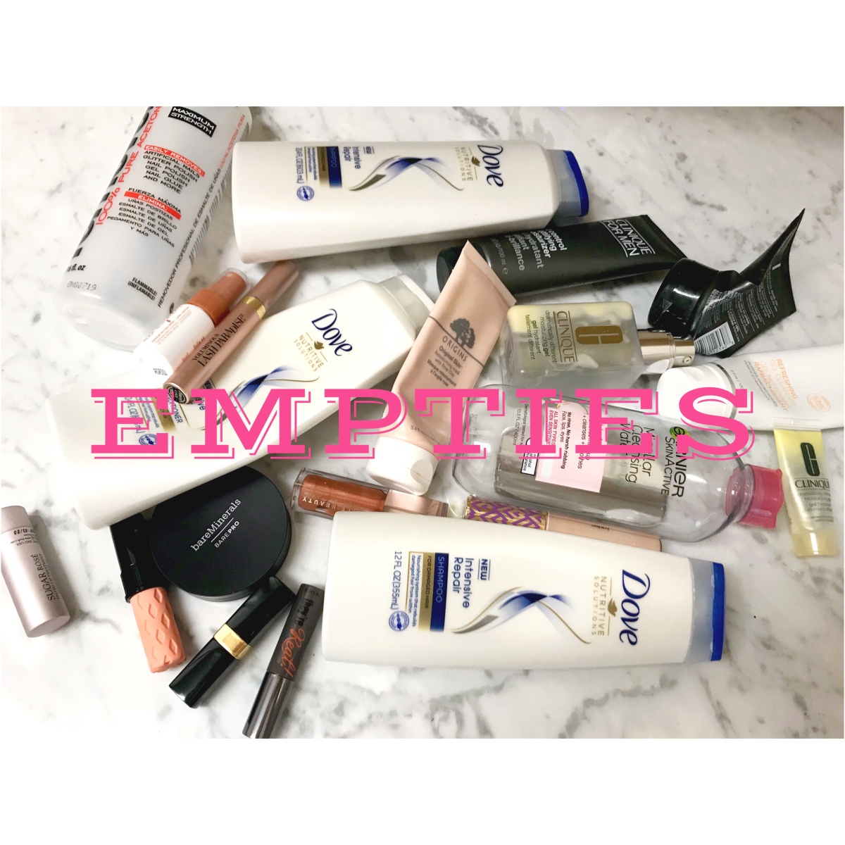 Products I've Used Up | Quarterly Empties