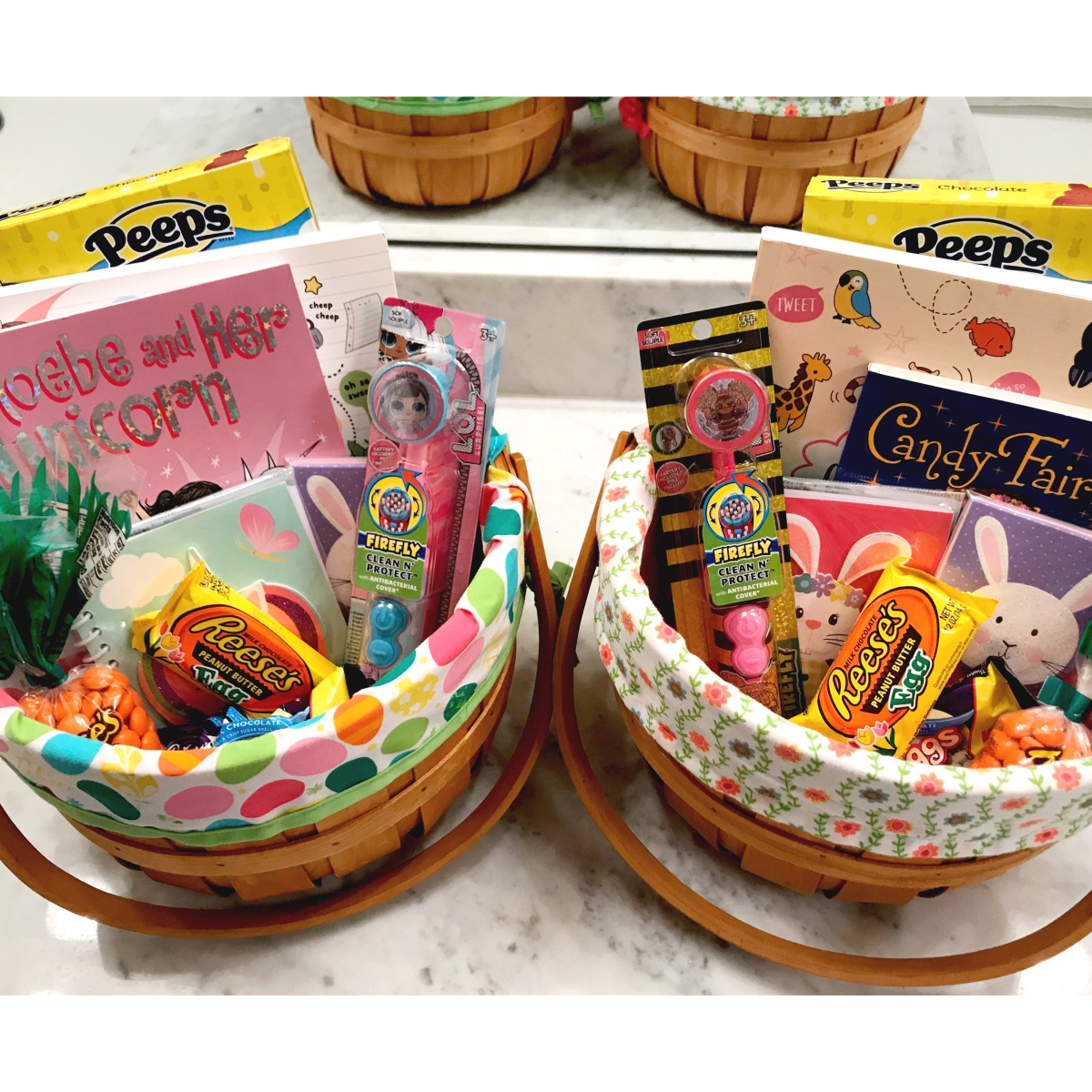 Easter | Traditions + BasketIdeas