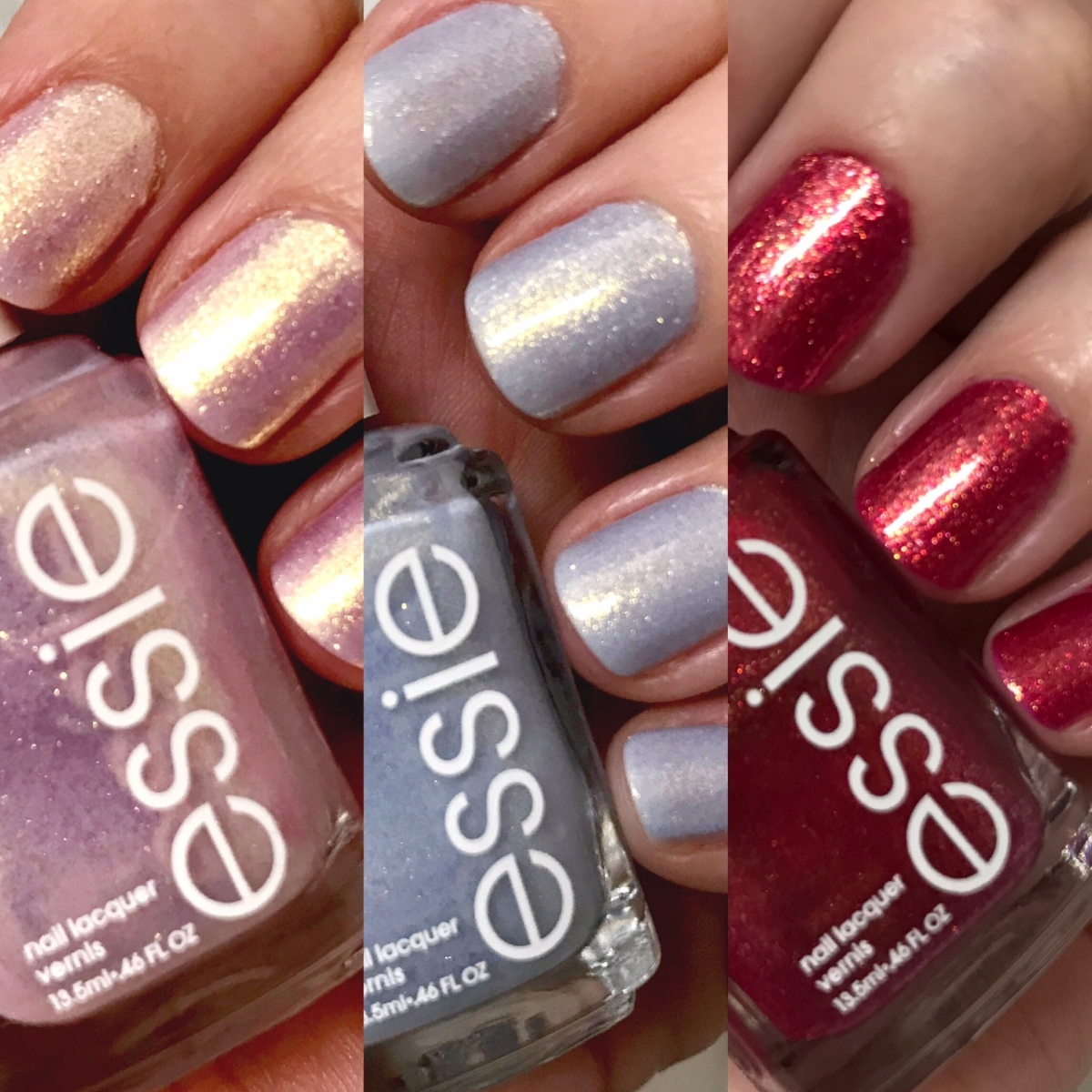 Essie Winter Collection 2020