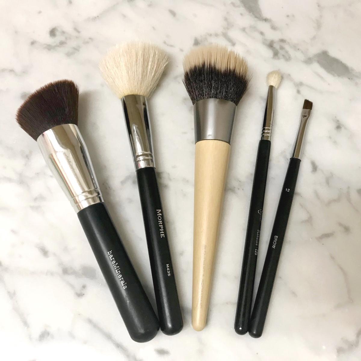 Top 5 MakeupBrushes